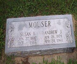 Susan Ida <i>Sawyer</i> Mouser