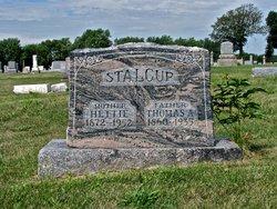 Henrietta Hettie <i>Magruder</i> Stalcup