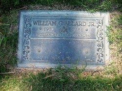 William George Allard, Jr