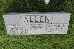 Marcella Lucretia <i>Robertson</i> Allen