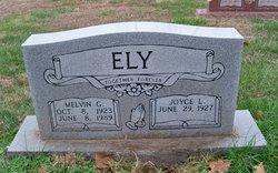 Melvin George Ely