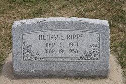 Henry Edward Rippe