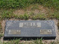 Harry Webster Mills