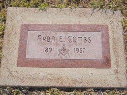 Arba Edrie Combs, Jr
