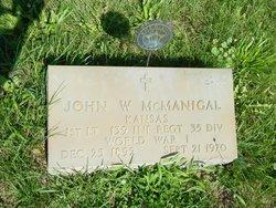 John W. McManigal