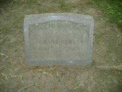 Grant Bowes
