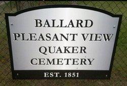 Ballard Pleasant View Cemetery Cemetery
