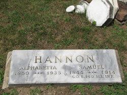 Samuel Hannon