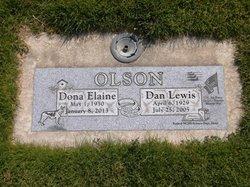 Dona Elaine <i>Yarnell</i> Olson