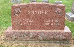 Jessie <i>Way</i> Snyder