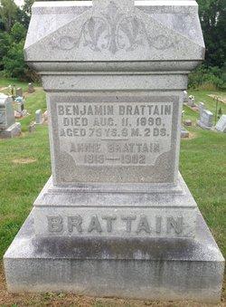 Anna <i>Davis</i> Brattain