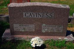 Granville Lee Bud Caviness