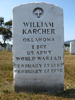 William Karcher