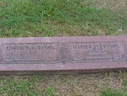 Florence Marie <i>Weaver</i> Tucker