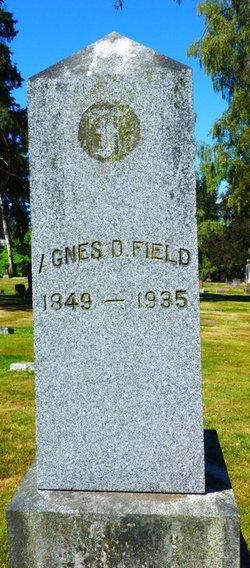 Adelia Agnes Addie <i>Marshall</i> Fields