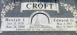 Edward Gene Croft