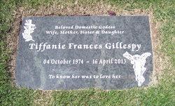 Tiffanie Frances <i>Kenmoen</i> Gillespy