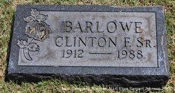 Clinton F. Barlowe, Sr