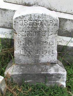Oregon R. Benson, III