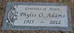 Phylis O Adams