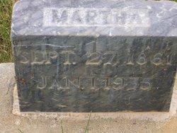 Martha <i>Adams</i> Acord