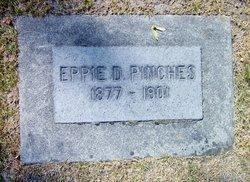 Eppie D Pinches