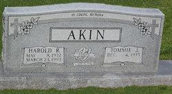 Harold Rayford Akin