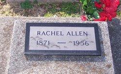 Rachel S. <i>Clevenger</i> Allen