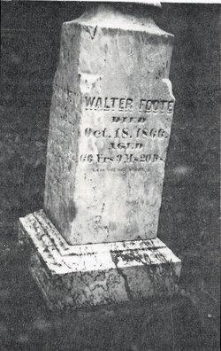 Walter Foote