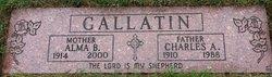 Alma <i>Byers</i> Gallatin