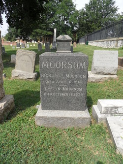 Richard L Moorsom