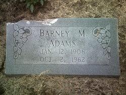 Barney M Adams