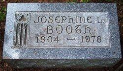 Josephine L. <i>Cline</i> Booth