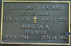 Marcia A Watabu