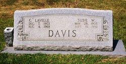Susie Mae <i>Wedgeworth</i> Davis