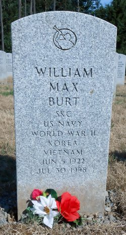William Max Burt