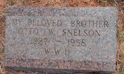 William Otto Snelson