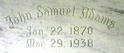 Judge John Samuel Adams