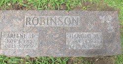 Arlene Robinson