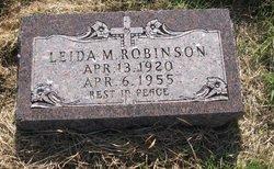 Leida M Robinson