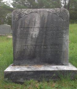 Mary Ella <i>Moore</i> Pearson