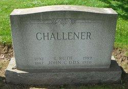Ruth Lillian Challener