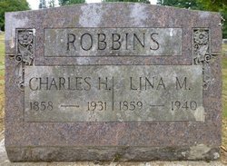 Evangeline Lina <i>Wisner</i> Robbins