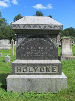 Rev Charles Galen Holyoke
