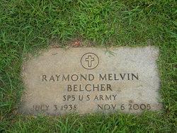 Raymond Melvin Belcher