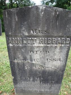 Mrs Annett Hibbard