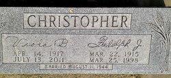 Viola <i>Ross</i> Christopher