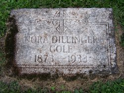 Nora <i>Dillinger</i> Cole