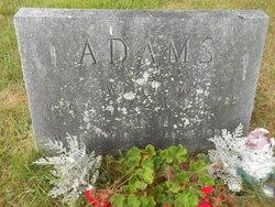 Wilbur M Adams