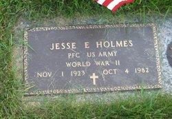 Jesse Edward Holmes